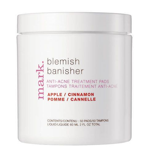 mark blemish banisher anti-acne treatment pads