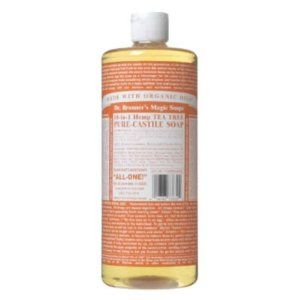 Dr. Bronner's Dr.Bronners Tea Tree Soap