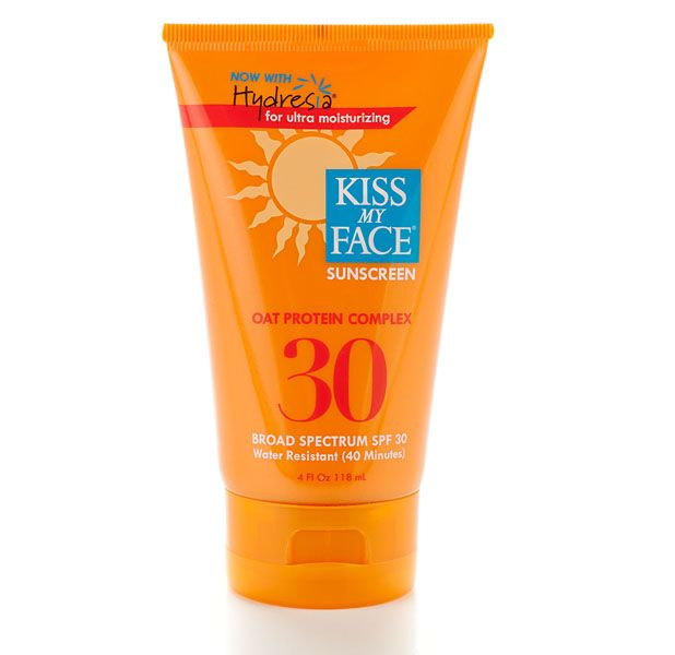 Kiss My Face Oat Protein Complex Sunscreen - SPF 30
