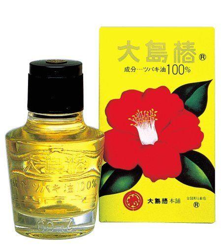 Oshima Tsubaki Oil