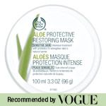 The Body Shop Aloe Protective & Restorative Mask