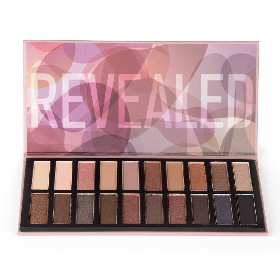 Coastal Scents Revealed Palette