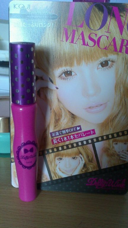 Koji - Dolly Wink Long Mascara