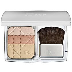 Dior Diorskin Nude Natural Glow Sculpting Powder Makeup SPF 10