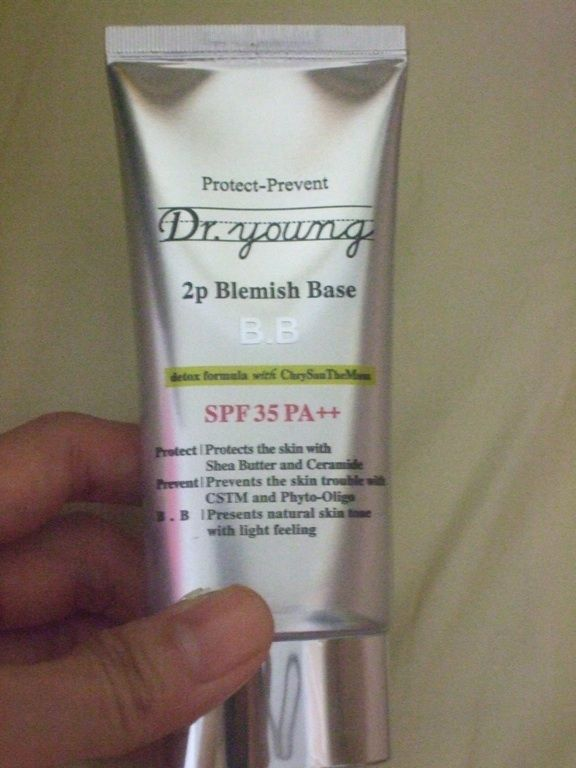Dr. Young 2p Blemish Balm Cream SPF 35 PA++