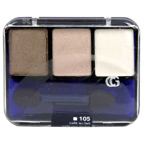 Cover Girl Eye Enhancers Trio - Cafe au Lait #105