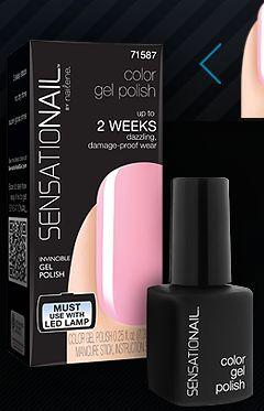 Nailene Sensationail Color Gel Polish