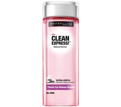 Maybelline Clean Express! Waterproof Eye Makeup Remover