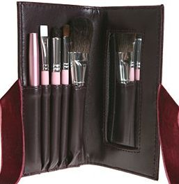 Pout Mini Makeup Brush Set