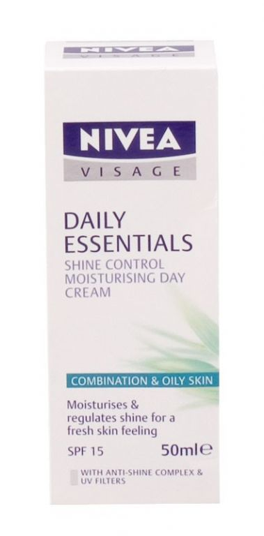 Nivea Daily Essentials Oil-free Moisturising Day Cream