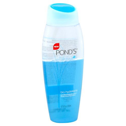 Ponds bio-hydratante dual cleansing lotion