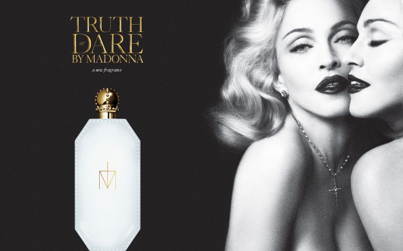 Coty Truth or Dare by Madonna