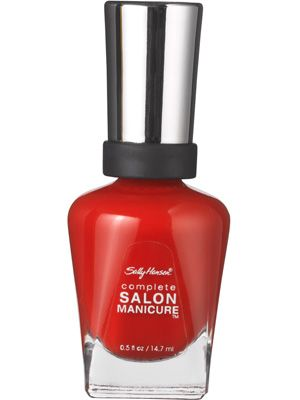 Sally Hansen Complete Salon Manicure - All Fired Up 550