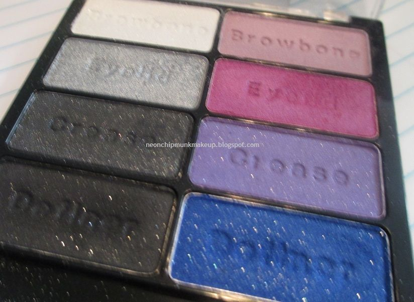 Wet 'n' Wild Shimmer the Night Away Palette