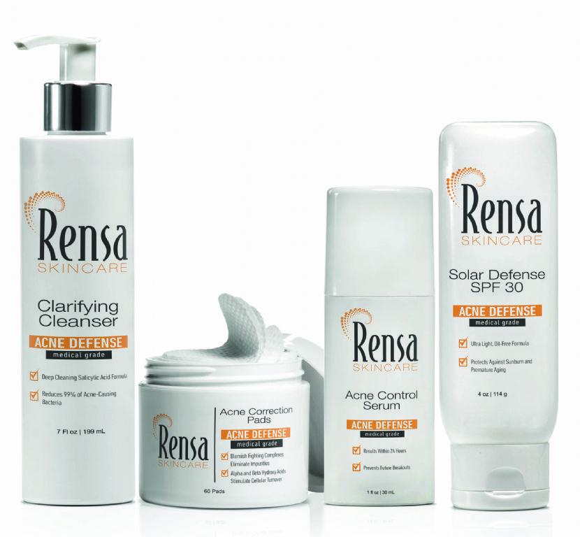Rensa Skincare - Age Defense System