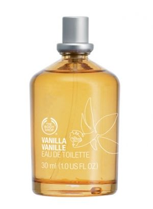 The Body Shop Vanilla EDT