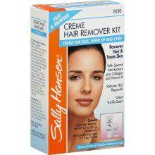 Sally Hansen Sally Hansen Creme Hair Remover Kit