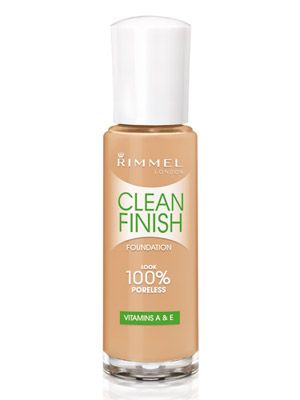 Rimmel Clean Finish