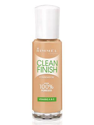 Rimmel Clean Finish