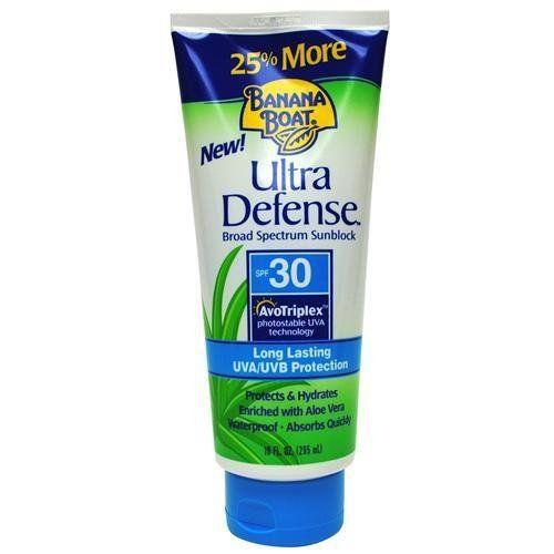 Banana Boat Ultra Defense 30