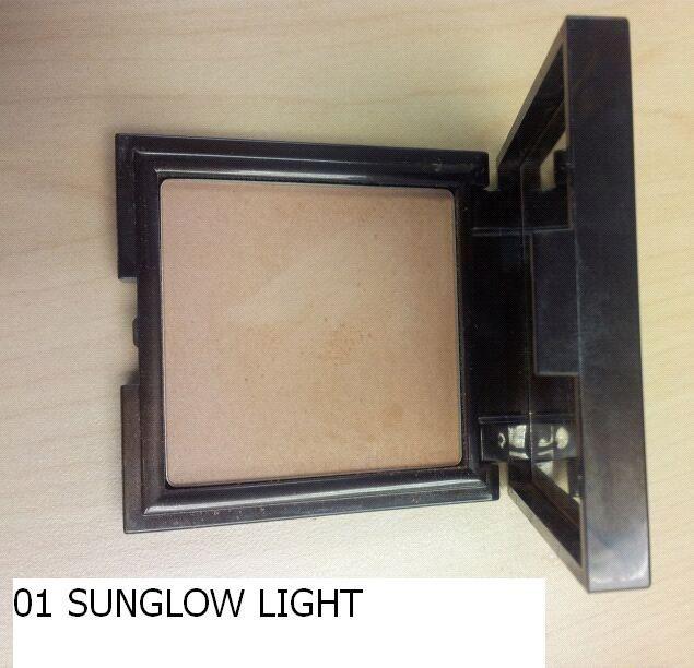Korres Korres Colour Monoi Oil Bronzing Powder 01 Sunglow Light
