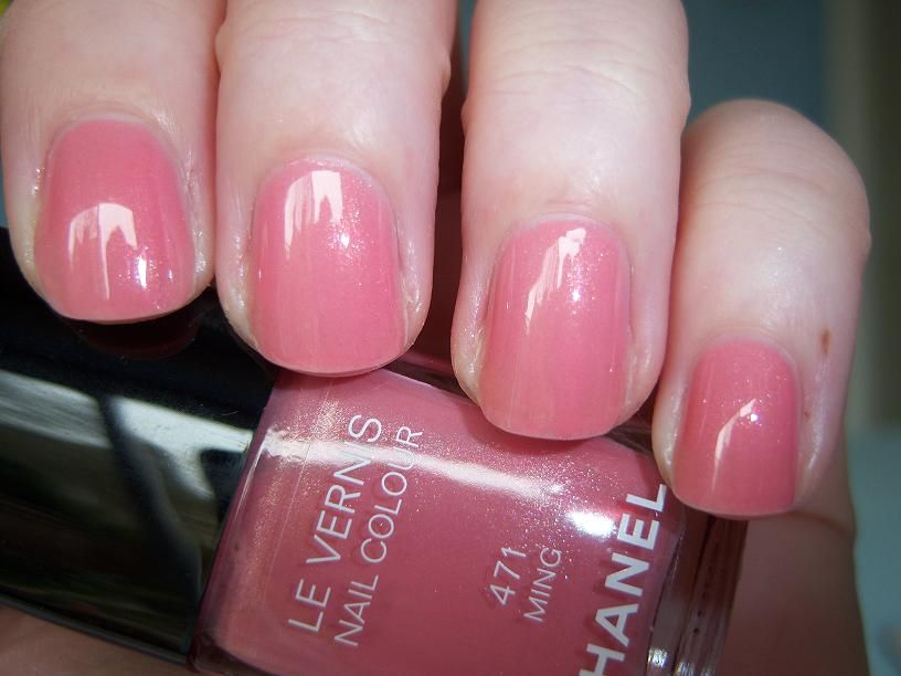 Chanel Le Vernis 471 Ming