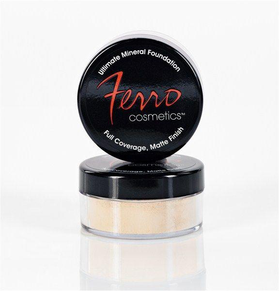 Ferro mineral make up