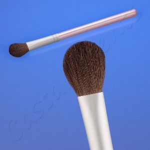 Coastal Scents Pink Blending Fluff Brush
