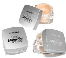 Wet 'n' Wild Ultimate Minerals Powder Foundation in Stage Light