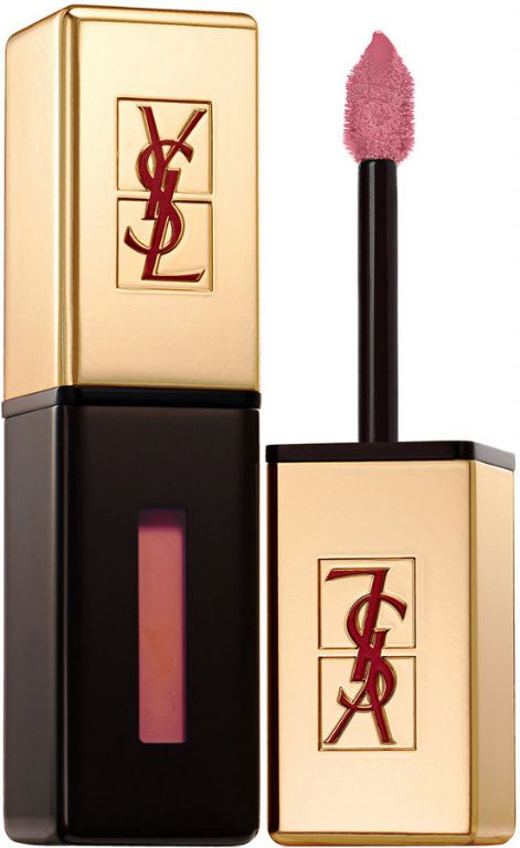Yves Saint Laurent Rouge Pur Couture Glossy Stain  7 Corail Aquatique