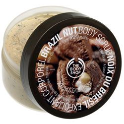 The Body Shop Brazil Nut scrub