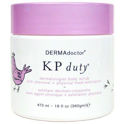 DERMAdoctor KP Duty Exfoliating Scrub
