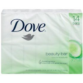Dove Cool Moisture Beauty Bar