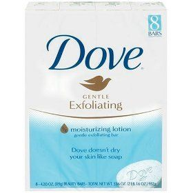 Dove Beauty Bar - Exfoliating