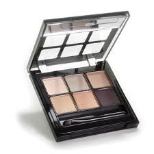 E.L.F. beauty school - eyeshadow palette natural