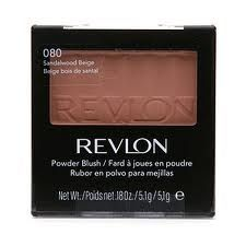 Revlon Powder Blush - Sandalwood Beige