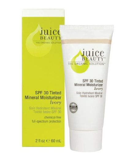 Juice Beauty SPF30 Tinted Mineral Moisturizer in Ivory