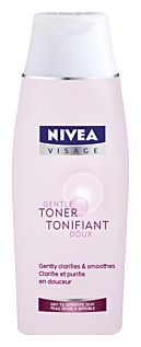 Nivea Gentle Toner for Dry/Sensitive Skin