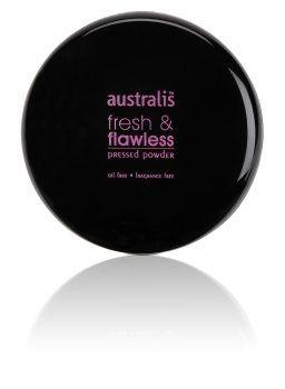 Australis Fresh & Flawless Pressed Powder