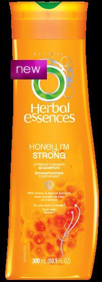Clairol Herbal Essences - Honey, I'm Strong