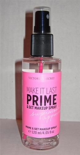 Victoria's Secret Make It Last Prime & Set Makeup Spray