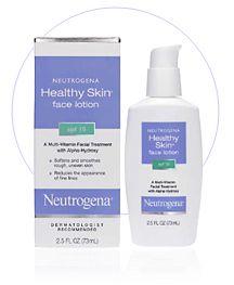Neutrogena Healthy Skin Facial Lotion