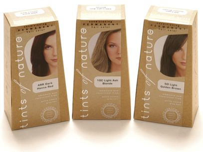 Tints of Nature - Conditioning Permanent Hair Color