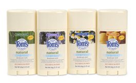 Tom's of Maine Long-Lasting Natural Deodorant (with hops) in Apricot Scent