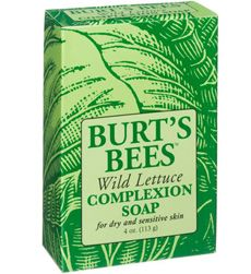 Burt's Bees wild lettuce complexion soap [DISCONTINUED]