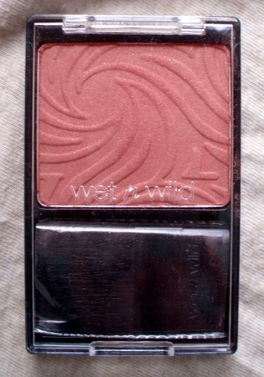 Wet 'n' Wild Color Icon Blusher - Pearlescent Pink