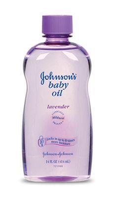 Johnson Amp Johnson Lavender Baby Oil Reviews Photo
