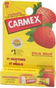 Carmex Strawberry Click Stick