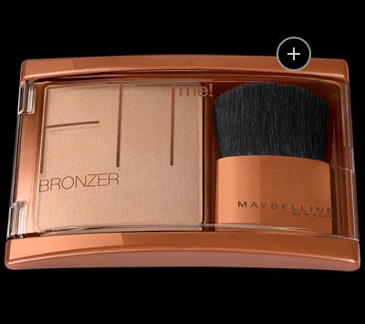 Maybelline fit me bronzer/golden tan