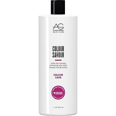 AG Hair Cosmetics Colour Savour Sulfate Free Shampoo